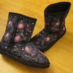 Galaxy Slippers