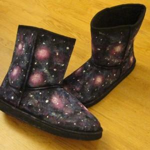 Galaxy Slippers